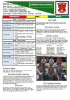 Production, Year 6 raffle, Athletics carnival results, intensive swimming for Year 2